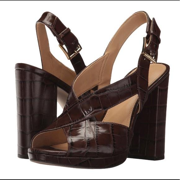 4480f92f8e25 Michael Kors Becky Platform Sandal